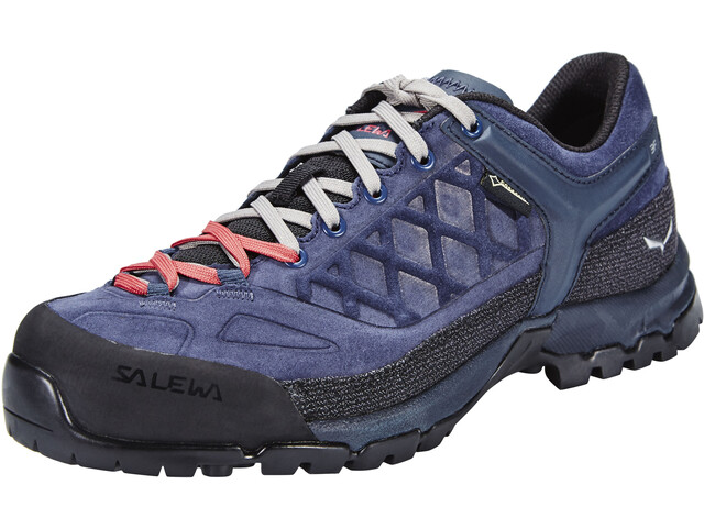 Salewa Trektail Shoes Unisex dark denim/mineral red